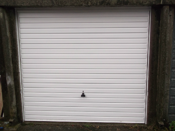 Garador Horizon garage door